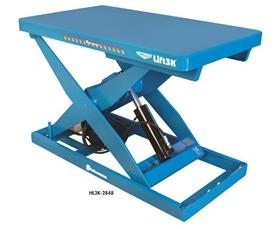 ELECTRIC HYDRAULIC LIFT TABLES
