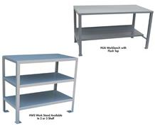 WORKBENCHES AND STANDS